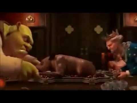 Shrek 2 - Dinner Scene