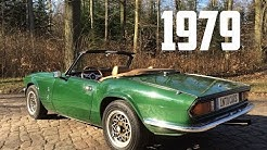 Triumph Spitfire 1500 - Test | Jazzy Into Cars
