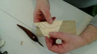 Wood Carving Project For The Beginner #1