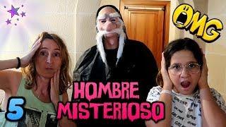HOMBRE MISTERIOSO cap 5 - Conocemos al verdadero Hombre Misterioso, con David y Lina