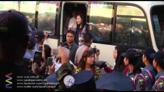 Sarah Geronimo - Isabela provincial tour