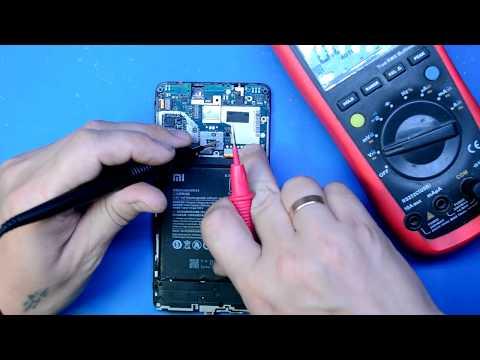 Xiomi Redmi Note 4x не включается, не заряжается.
