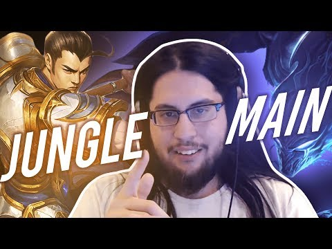 Imaqtpie - LET'S BE A JUNGLE MAIN FOR 1 DAY