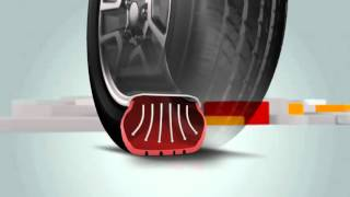 New Bridgestone DriveGuard Technology - Run flat tyre