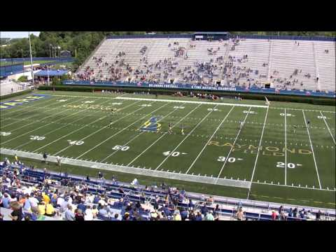 Blue Hens Playback - Football vs. Delaware State (9/7/14)