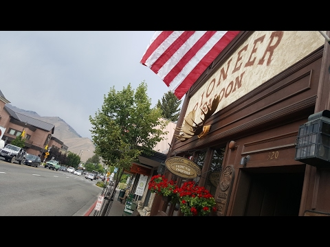 US Road Trip 2016 - Day 19, Ketchum, Sun Valley, Idaho