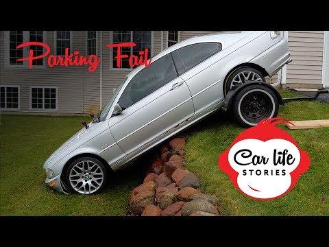 BMW Parking Fail - A Car Life Story