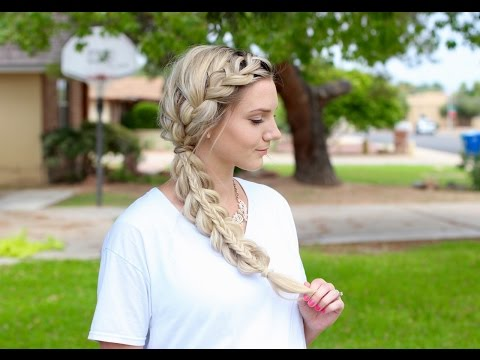 how-to:-french-braid-into-a-stacked-braid