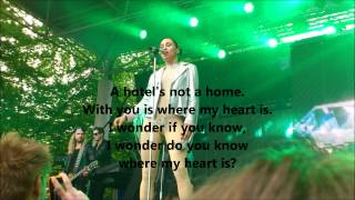 "Medina - ""Hotels"" (Lyrics)"