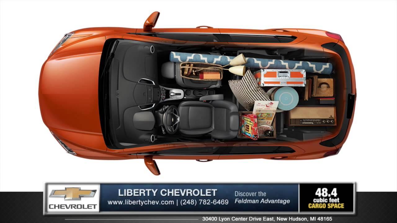2015 Chevrolet Trax Walkaround In New Hudson, MI