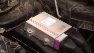 SECGAS - Установка ГБО 4 поколения на Mitsubishi Outlander(Установка автомобильного газового оборудования ( ГБО ) 4 поколения на легковой автомобиль. Авто - Mitsubishi..., 2015-03-15T20:40:40.000Z)