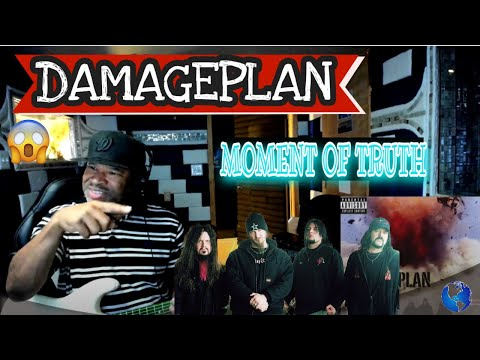 Damageplan (Moment of truth) - Producer Reaction