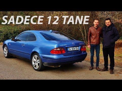 Test - Mercedes CLK200 | Sadece 12 Tane