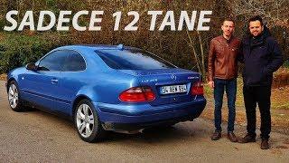 Gambar cover Test - Mercedes CLK200 | Sadece 12 tane