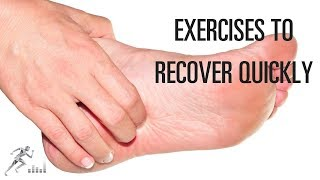 Exercises for plantar fasciitis to help you recover quickly