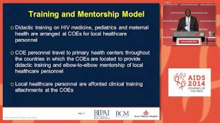 Training and mentorship in HIV medicine by the Baylor College of Medicine International ...