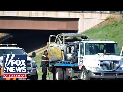 Press conference on Colorado 28-vehicle highway crash