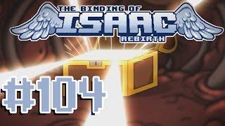 Molasses (the Binding Of Isaac: Rebirth #104)
