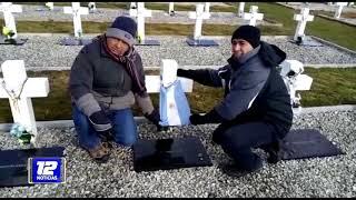 Malvinas: volver después de 36 años