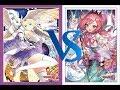 Vanguard TH Genesis Minerva VS Bermuda Triangle Ange Shizuku