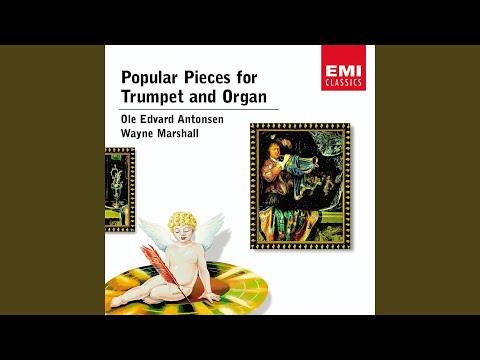 Nun komm, der Heiden Heiland BWV569 (arr. tpt/org)