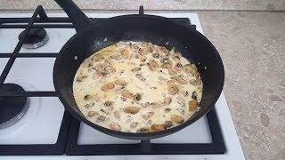Мидии в сливочном соусе. Как вкусно приготовить замороженные очищенные мидии?