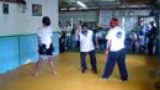 Acidente no 3º aberto de Kung Fu e Tai Chi realizado na ABTC