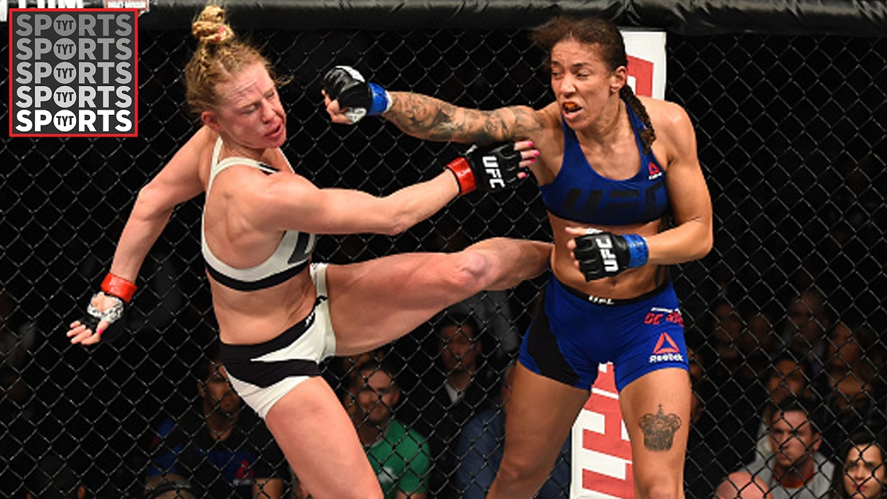 Holly Holm Was Robbed At Ufc 208 - Youtube-5913