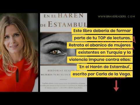 entrevista-a-carla-de-la-vega-sobre-su-libro-'en-el-harén-de-estambul'