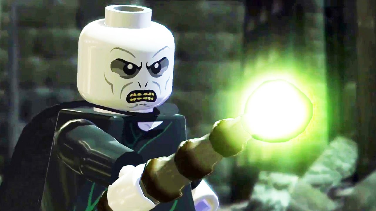 LEGO Harry Potter Collection Launch Trailer (PS4) - YouTube