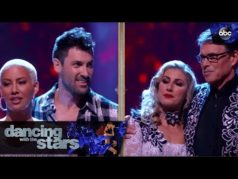 Elimination - Face Off Recap/Results - Dancing with the Stars