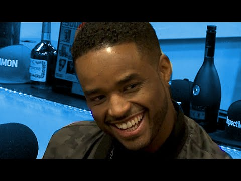 Larenz Tate  at The Breakfast Club Power 105.1 04072016