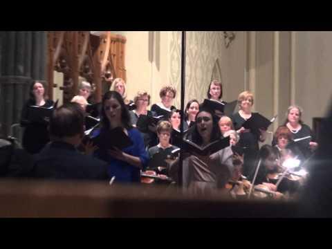 Short clip from Schubert Mass No. 3 in B-flat Major