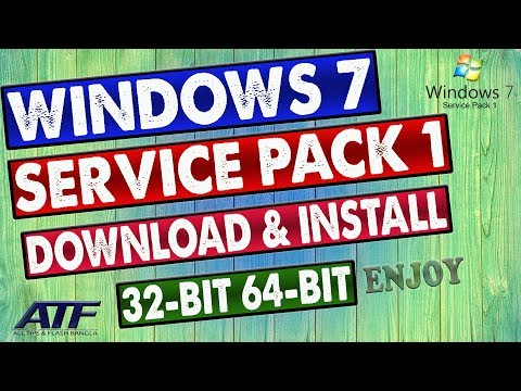 How To Download & Install Windows 7 Service Pack 1