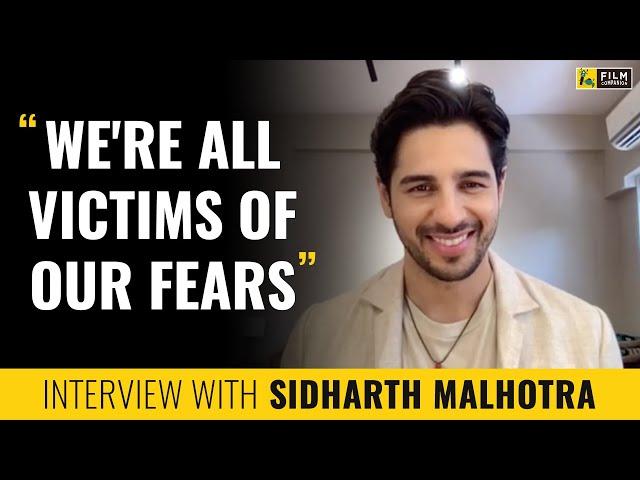 Sidharth Malhotra Interview with Anupama Chopra | Shershaah | Film Companion