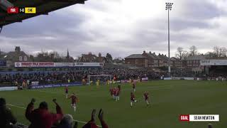 York City Goal of the Month - February