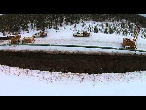 Ledcor - Grand Rapids Pipeline Project (Part 1)