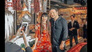 Találkoztam Jamie Oliver-rel! | Sziget Fesztivál sajtótájékoztató