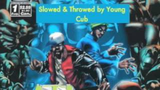 Outkast - Jazzy Belle (Chopped & Screwed by Young Cub)