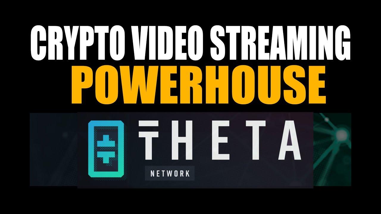 Theta Is A Future Crypto POWERHOUSE!