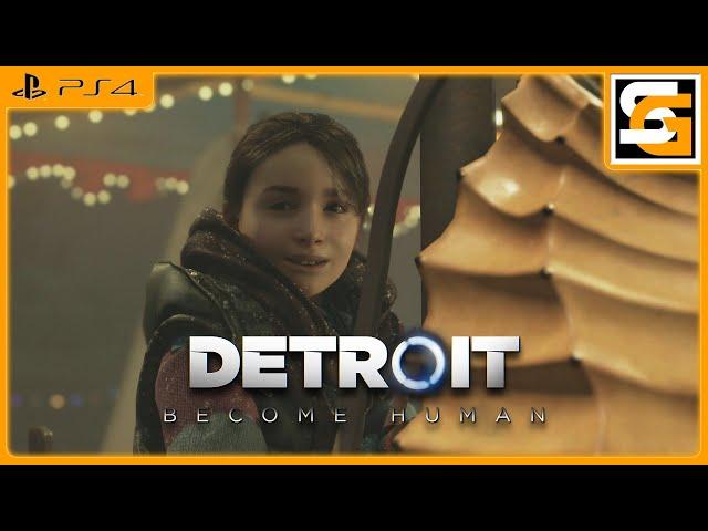 Detroit: Become Human #20 - Sie lächelt zum allerersten Mal