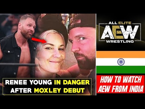 AEW Shows On Indian🇮🇳 TV Channel? AEW Dynamite In India? How To Watch AEW From India?