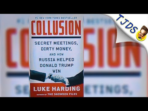 """""""Collusion"""" Author Can't Say Where Collusion Is!w/ Aaron Maté"""