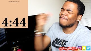 JAY-Z - Smile | 4:44 | Reaction