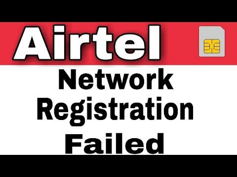 How To Fix Airtel Sim Registration Failed Solution