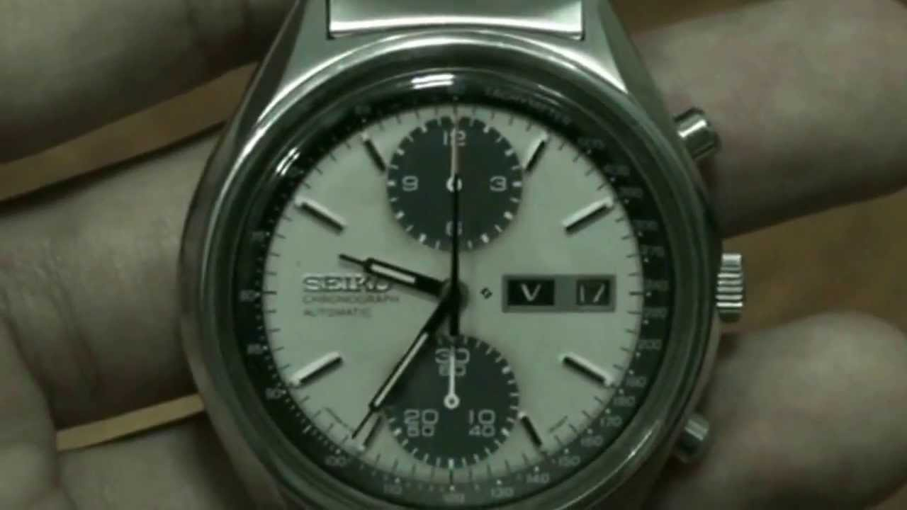 ab35ab83c Vintage Seiko Watches (from 1960s to 1980s) - YouTube