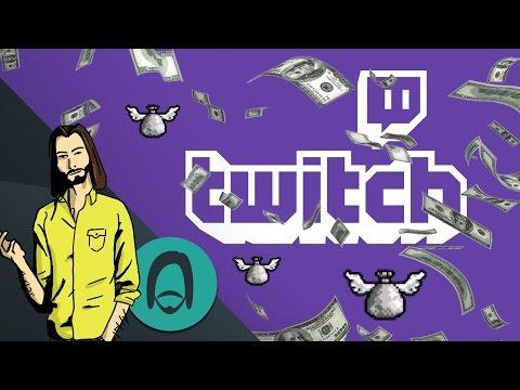 Make Money On Twitch! (Super Easy, Dude)