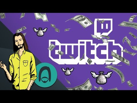 Make Money On Twitch! (Super Easy, Dude)