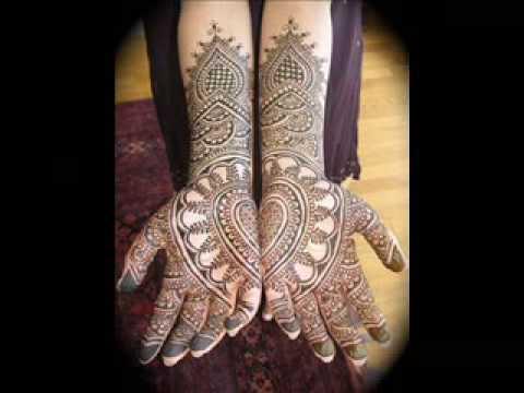 Image Result For Finger Tattoo Mehndi Design Video