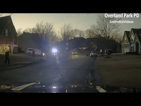 Overland Park, KS Officer Involved Shooting